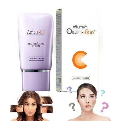 Best buy AMELA-EX Anti MELASMA dark spot freckles treatment skin care CREAM (Best Skin Spot Treatment)