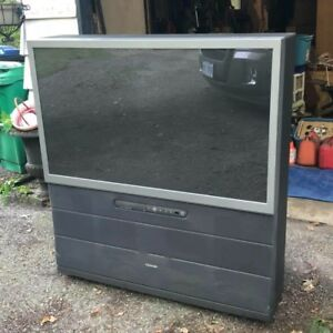 Toshiba 50 in Rear Projection Televesiom.