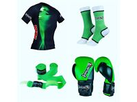 Fighters equipments (Islington&Enfield)