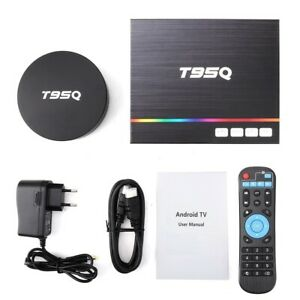 ★ T95Q ULTRA HDR 4K ★ ANDROID 8 TV BOX ★ IPTV ★KODI 18 ★