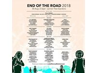 End Of The Road Festival - Adult Weekend Ticket