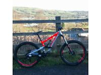 Scott voltage downhill bike