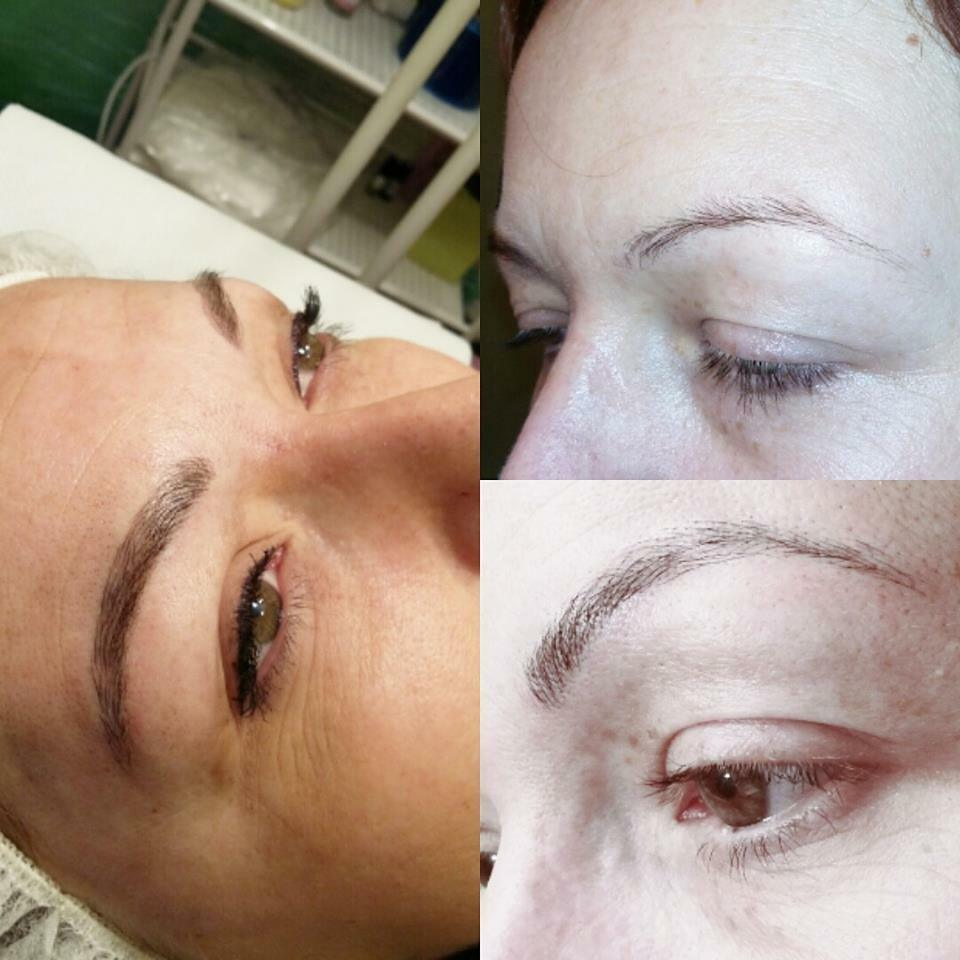 Microblading Plymouth, Semi Permanent Makeup, HD Brows-7629
