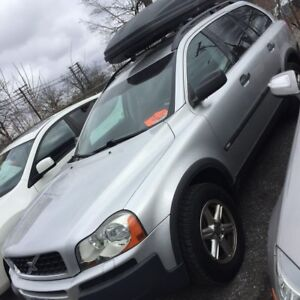 2004 Volvo XC90 AFFORDABLE IMPORT LUXURY SUV