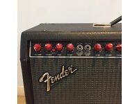 FENDER - Power Chorus guitar amp