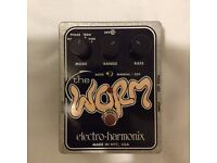 Electro Harmonix - The Worm - Multi Effects Pedal (Mint Condition!)