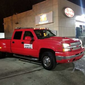 Remorquage 65$ 24/7 514-980-3893 Towing