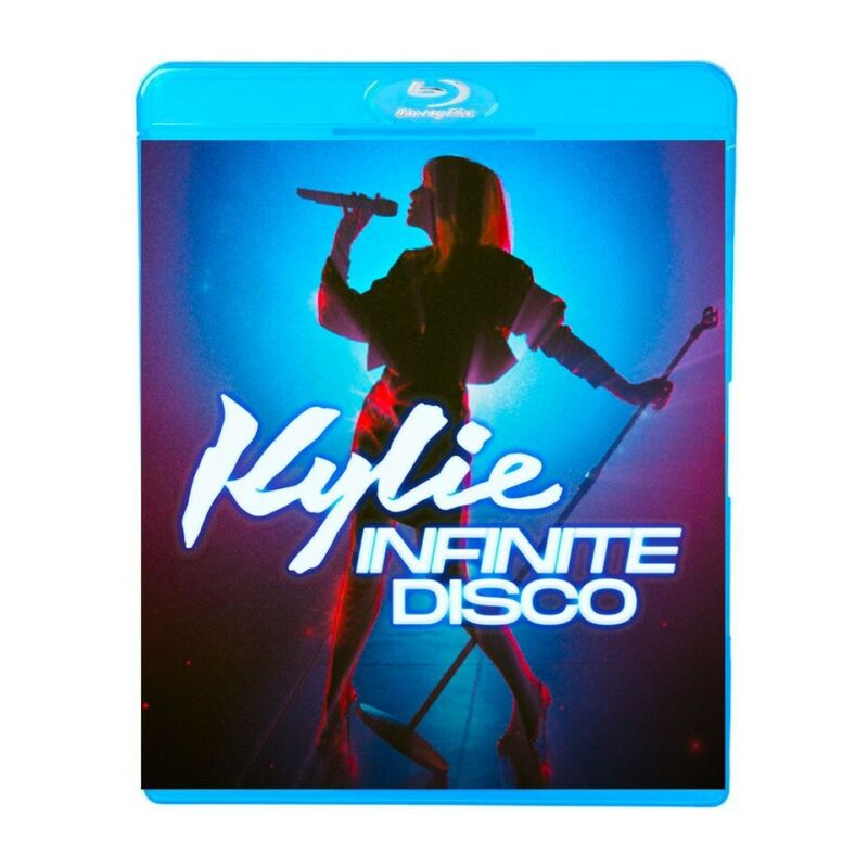 "Kylie Minogue ""Infinite Disco"" - Music Performance Spectacular on Blu-Ray 2020"