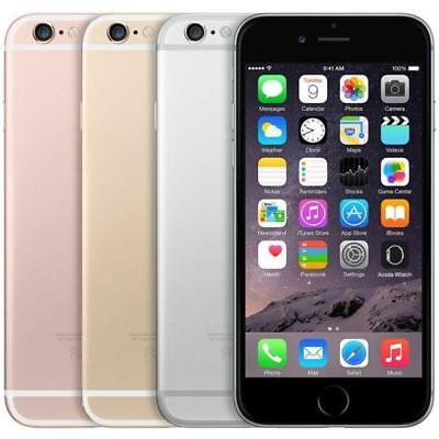 Apple Iphone 6S   Factory Unlocked Gsm  At T T Mobile  More   16 64 128Gb 4G Lte