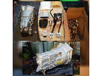 BMW E46 330CI MANUAL gearbox conversion