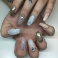 Certified Nail Tech in Evergreen