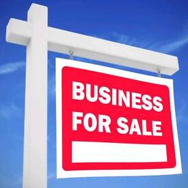 Takeaway shop running business for sale