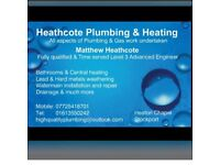 Heathcote Plumbing & Heating