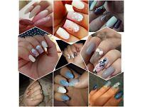 Nails technician gel,acryl,semi