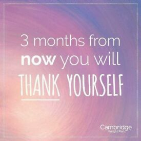 Cambridge Weight Plan Independent Consultant