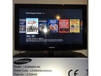 Samsung LE32B450C4 32-inch WHD Ready LCD Television with Freeview