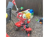 smart trike garden toy selection