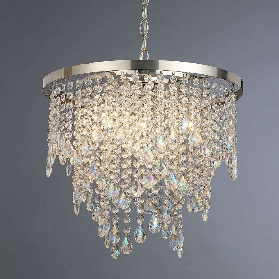 Dunelm Odem Iridescent Chandelier Light Pendant In Norwich Norfolk Gumtree