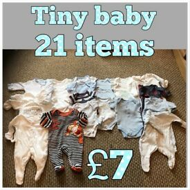 baby boy and girls bundles