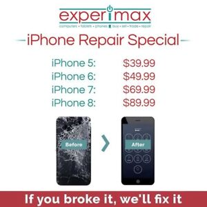 Cell phones repair.