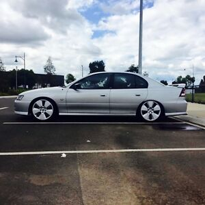2004 Holden VY SERIES II SV8 Mill Park Whittlesea Area Preview