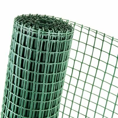 Fence Fence Plastic Fence Poultry Fence Green Haga 90m L x 0,5m Height