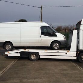 Ford Transit 2.4 TDCI parts 6 Speed gearbox
