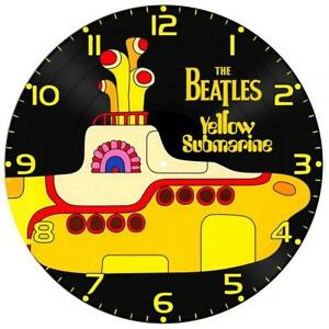 Vinyl Record Art 2.0 tribute to The Beatles