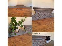 Decorative wooden fret work