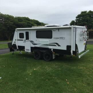For Sale, 2017 Model Jayco Starcraft 17.58-3 Outback.