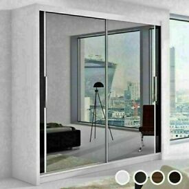 🔳 🔲 LUXURY FURNITURE-SLIDING DOOR CHICAGO / BERLIN WARDROBES IN 6 SIZES AND COLORS 🔳 🔲