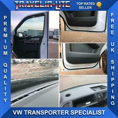 Car Parts - VW Transporter T5 T5.1 T6 Rubber Door Seal & Windscreen Dash Seal BRAND NEW
