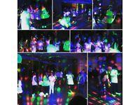 Neon Glow Crazy Disco