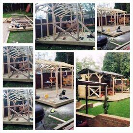 Carpenter, Building, Handyman services