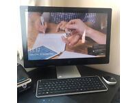 All-in-One HP Pavilion PC - Not been used, immaculate condition.