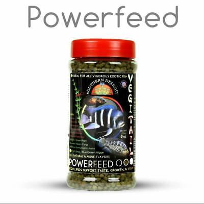 Southern Delight POWERFEED Fish Food 4.5mm Pellet