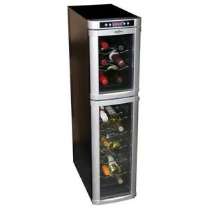 Koolatron WC18 - 18-Bottle Wine Cellar - Black