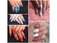 Nails * lashes* waxperts* lvl*shrinking violet
