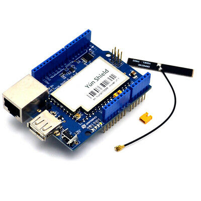 1pcs Yun Shield V1.6 Linux Wifi Ethernet Usb Project For Arduino