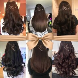 Full head indian remy pre bonded hair extensions 125half beautiful hair extensions christmas offers mobile same day appointments can be available pmusecretfo Images