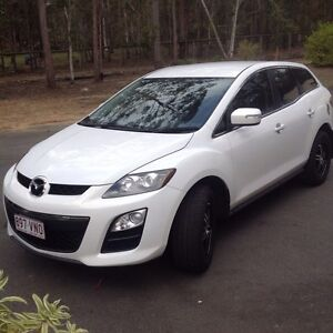 Mazda CX-7 Capalaba Brisbane South East Preview
