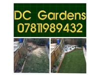 DC Gardens landscape and garden maintenance