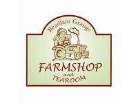 Chef / Cook for busy Farmshop