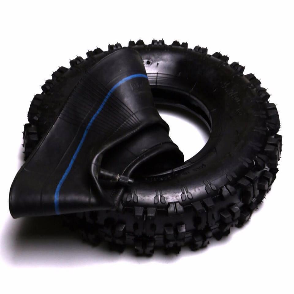 Pocketbike Pocket Bike Quad Reifen Komplettreifen 4.10-4 4 Zoll