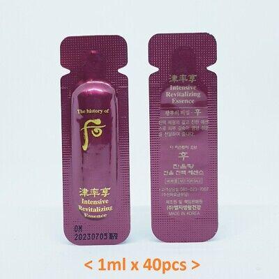 The History of Whoo Jinyulhyang Jinyul Essence 1ml x 40pcs K-Beauty i3happy