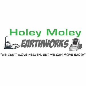 Holey Moley Earthworks and Landscaping Wallsend Newcastle Area Preview