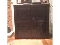 Expedit Storage Unit Black/Brown