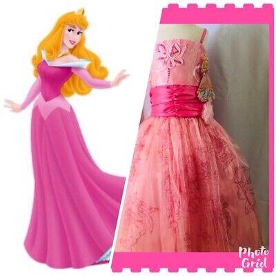 Princess Pink Girls Dress Flower Girls dress,Costume,First dress ](Flower Costume For Girls)