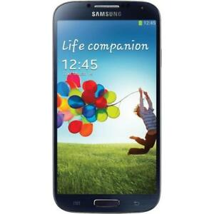 SAMSUNG GALAXY S4 SGH-i337 ANDROID UNLOCKED / DÉBLOQUÉ WIFI 4G FIDO ROGERS CHATR TELUS BELL KOODO PUBLIC MOBILE VIRGIN