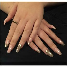 Mobile Nail & Hair Extension Technician.Acrylic Nails.Eyelashes.Spray Tan.Gelish/Shellac.WEAVE HAIR